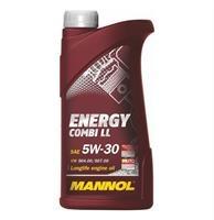 Масло моторное синтетическое Energy Combi LL 5W-30, 1л