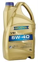 Масло моторное синтетическое VSI 5W-40, 4л