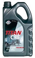 Масло моторное полусинтетическое TITAN CFE MC 10W-40, 5л