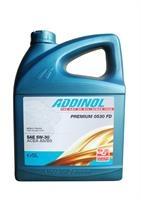 Масло моторное синтетическое Premium 0530 FD 5W-30, 5л