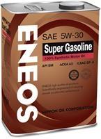 Масло моторное синтетическое Super Gasoline SM 5W-30, 4л