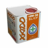 Масло моторное минеральное Atomic Oil SL/CF 10W-30, 1л