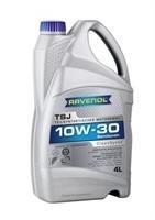 Масло моторное полусинтетическое TSJ 10W-30, 4л
