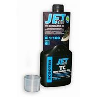 Масло моторное JET 100 TC Outboard Oil, 250мл