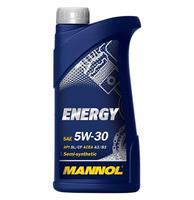 Масло моторное полусинтетическое Stahlsynt Energy SL/CF 5W-30, 1л
