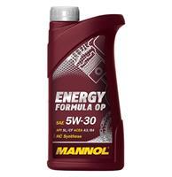 Масло моторное синтетическое Energy Formula OP 5W-30, 1л