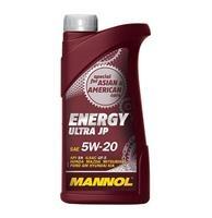 Масло моторное синтетическое Energy Ultra JP 5W-20, 1л
