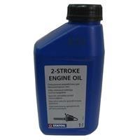 Масло моторное полусинтетическое 2 Stroke Engine Oil, 1л