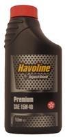 Масло моторное минеральное Havoline Premium 15W-40, 1л