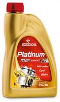 Масло моторное синтетическое Platinum MaxExpert XD 5W-30, 1л