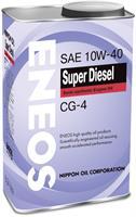 Масло моторное полусинтетическое DIESEL CG-4 10W-40, 0.94л
