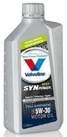 Масло моторное синтетическое SynPower MST 5W-30, 1л