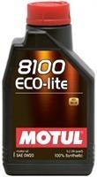 Масло моторное синтетическое 8100 Eco-lite 0W-20, 1л