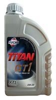 Масло моторное синтетическое TITAN GT1 0W-20, 1л