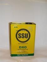 Масло моторное синтетическое SSU DXO 10W-40, 4л