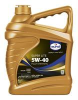 Масло моторное синтетическое Super Lite 5W-40, 4л