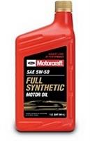 Масло моторное синтетическое Full Synthetic Motor Oil 5W-50, 1л