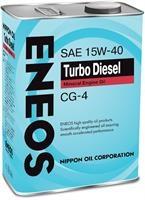 Масло моторное минеральное TURBO DIESEL CG-4 15W-40, 4л