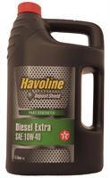 Масло моторное полусинтетическое Havoline Diesel Extra 10W-40, 5л