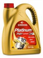 Масло моторное синтетическое Platinum MaxExpert XD 5W-30, 4л