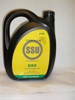 Масло моторное синтетическое SSU DXO 10W-40, 6л