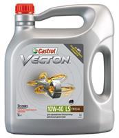 Масло моторное синтетическое Vecton LS 10W-40, 5л
