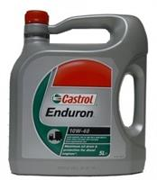 Масло моторное полусинтетическое Enduron 10W-40, 5л