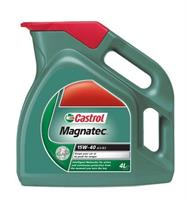 Масло моторное минеральное Magnatec A3/B3 15W-40, 4л