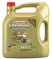 Масло моторное синтетическое Vecton Long Drain LS 10W-40, 5л