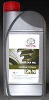 Масло трансмиссионное синтетическое SYNTHETIC Gear Oil 75W-90, 1л