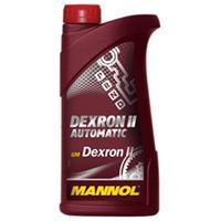 Масло трансмиссионное минеральное Dexron II Automatic, 1л