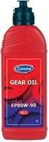 Масло трансмиссионное Gear Oil GL-5 80W-90, 1л