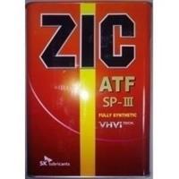 Масло трансмиссионное синтетическое ATF SP-III, 4л