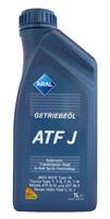 Масло трансмиссионное синтетическое Getriebeol ATF J, 1л