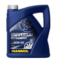 Масло трансмиссионное минеральное UNIVERSAL GETRIEBEOEL 80W-90, 4л