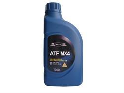 Масло трансмиссионное полусинтетическое ATF MX4 JWS 3314, 1л