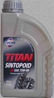 Масло трансмиссионное синтетическое TITAN SINTOPOID LS 75W-90, 1л
