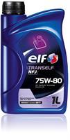 Масло трансмиссионное синтетическое TRANSELF NFJ 75W-80, 1л
