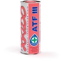 Масло трансмиссионное минеральное Atomic Oil ATF III, 1л