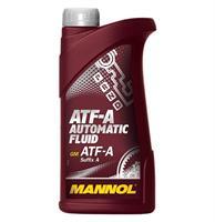 Масло трансмиссионное минеральное ATF-A AUTOMATIC FLUID, 1л