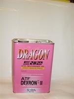 Масло трансмиссионное полусинтетическое ATF DEXRON III, 4л