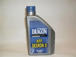 Масло трансмиссионное полусинтетическое ATF DEXRON III, 1л