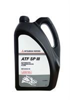 Масло трансмиссионное синтетическое ATF SP III, 4л