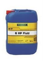 Масло трансмиссионное синтетическое ATF 6 HP Fluid, 10л