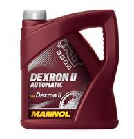 Масло трансмиссионное минеральное Dexron II Automatic, 4л