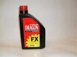 Масло трансмиссионное полусинтетическое FX 75W-85, 1л