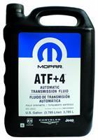 Масло трансмиссионное ATF plus 4, 3.785л