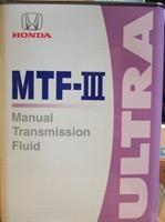 Масло трансмиссионное MTF-III Ultra, 4л