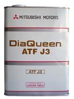 Масло трансмиссионное ATF J3, 4л