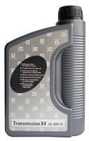 Масло трансмиссионное PSA X4 80W90 80W-90, 1л